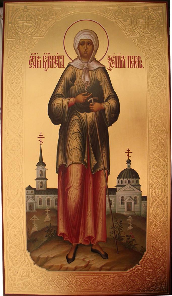 икона святой виктории: